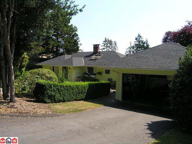 Main Photo: 13706 Marine Drive in White Rock: House for sale