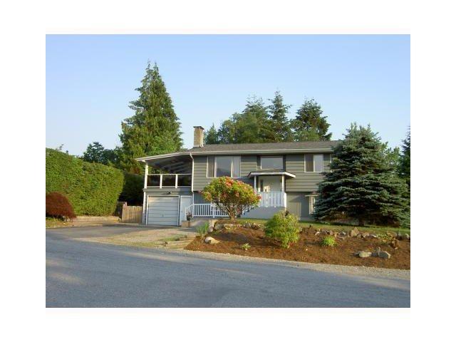 Main Photo: 2354 ARGYLE CR in Squamish: Garibaldi Highlands House for sale : MLS®# V1004316