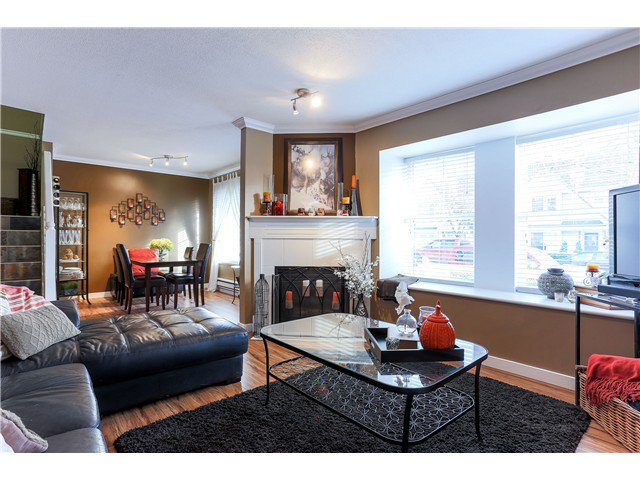 Main Photo: # 34 23575 119TH AV in Maple Ridge: Cottonwood MR Condo for sale : MLS®# V1108811