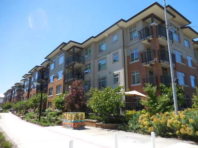 Main Photo: #418 - 9288 Odlin Rd, in Richmond: West Cambie Condo for sale : MLS®# V1011208