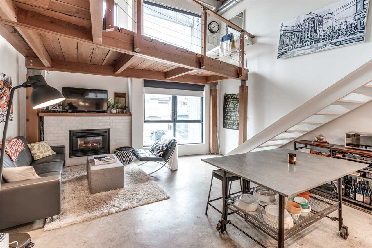 Main Photo: 206 234 E 5TH AVENUE in Vancouver: Mount Pleasant VE Condo for sale (Vancouver East)  : MLS®# R2120629