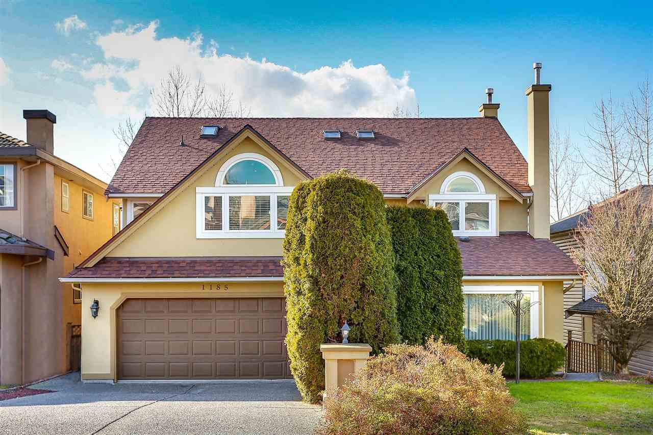 Main Photo: 1185 FLETCHER WAY in Port Coquitlam: Citadel PQ House for sale : MLS®# R2142428