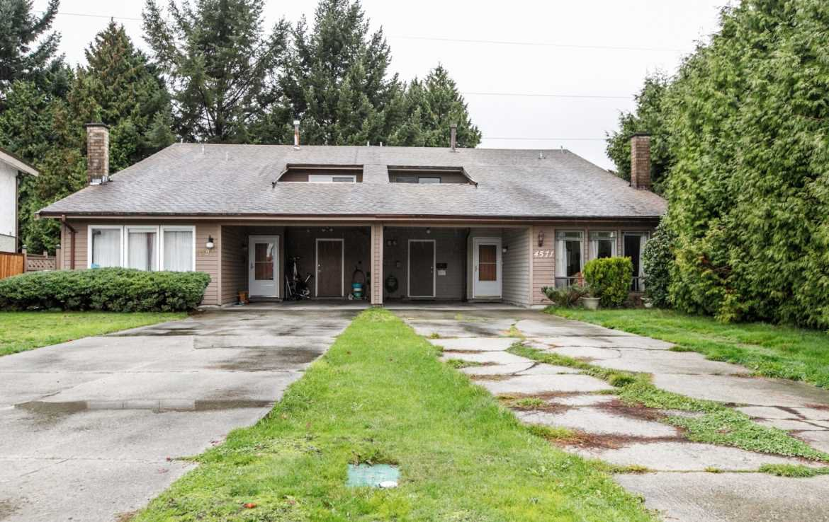 Main Photo: 4571 DALLYN ROAD in Richmond: East Cambie House 1/2 Duplex for sale : MLS®# R2352153
