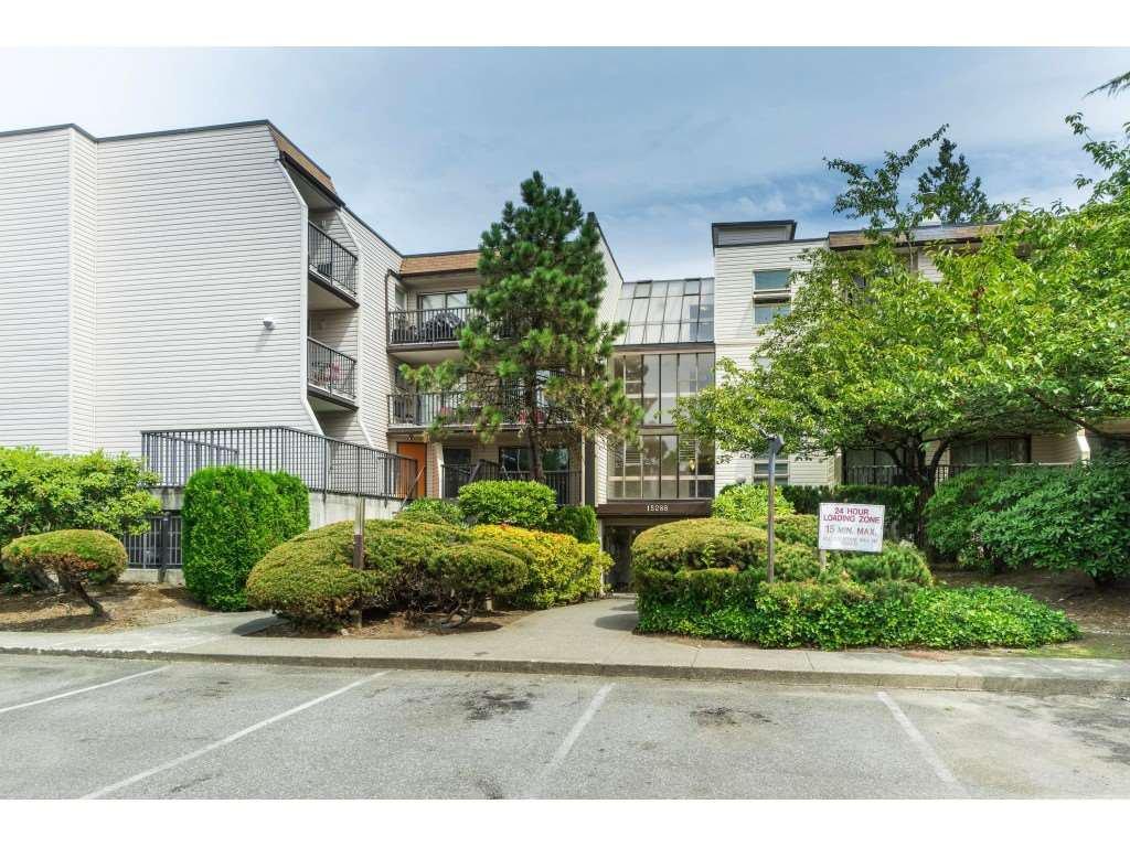 """Main Photo: 101 15288 100 Avenue in Surrey: Guildford Condo for sale in """"Cedar Grove"""" (North Surrey)  : MLS®# R2389430"""