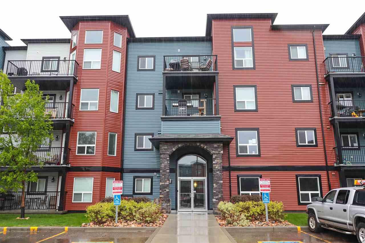 Main Photo: 303 396 SILVER_BERRY Road in Edmonton: Zone 30 Condo for sale : MLS®# E4178948