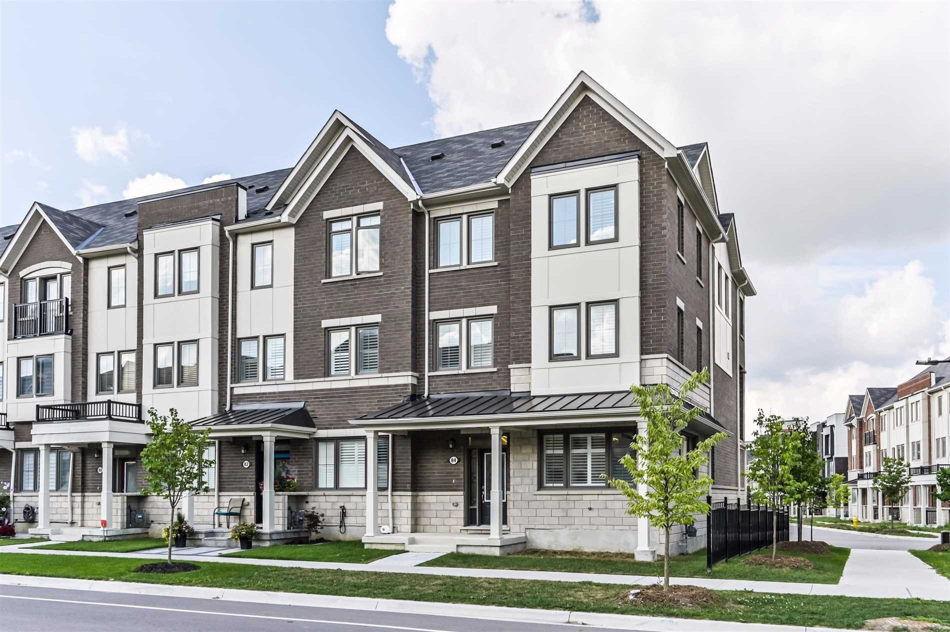 Main Photo: 84 Cornell Centre Blvd in Markham: Freehold for sale : MLS®# N4896458