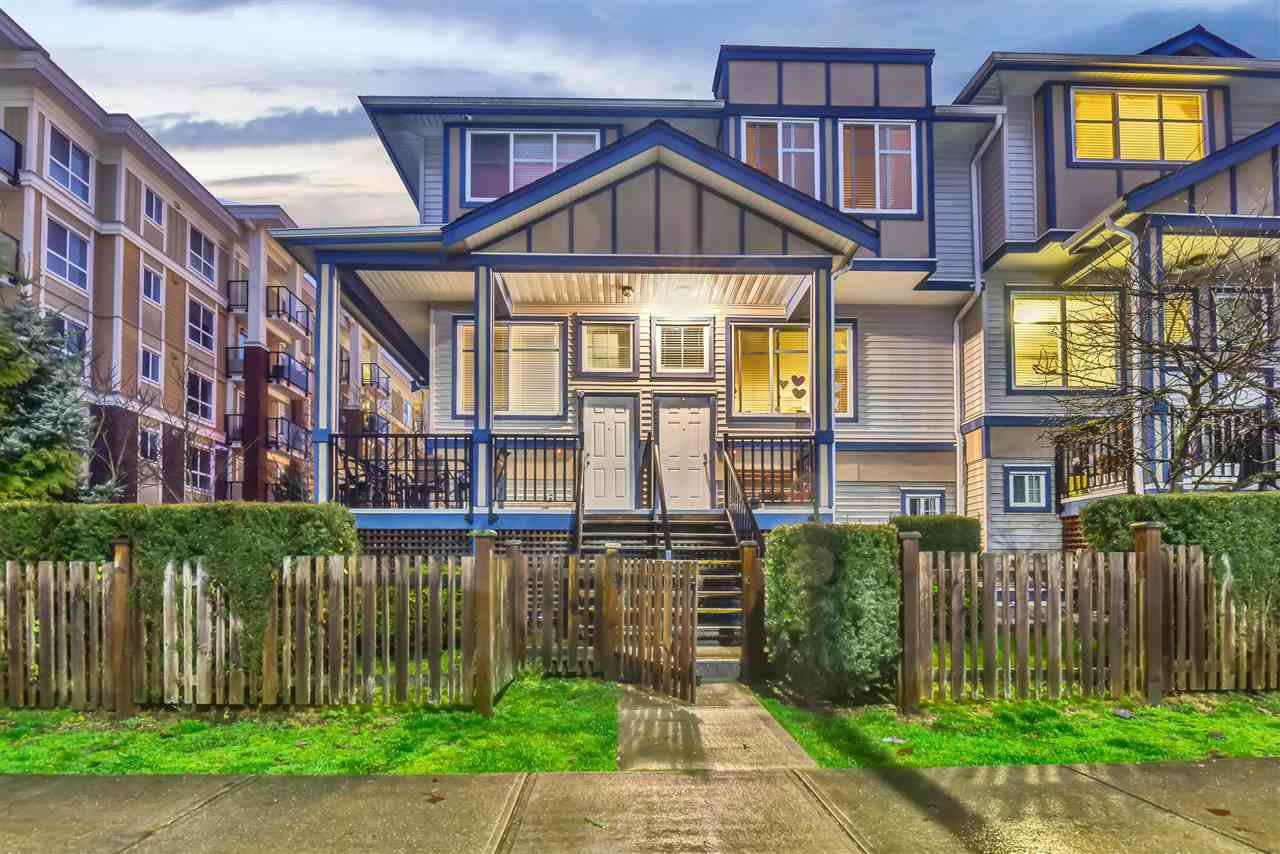 """Main Photo: #54 13899 LAUREL DRIVE Drive in Surrey: Whalley Townhouse for sale in """"Emerald Gardens"""" (North Surrey)  : MLS®# R2527365"""