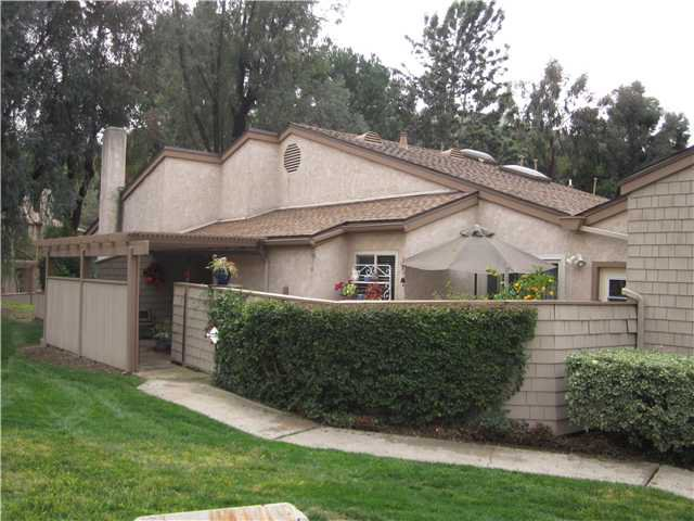 Main Photo: DEL CERRO Townhome for sale : 3 bedrooms : 5655 Adobe Falls Road #A in San Diego