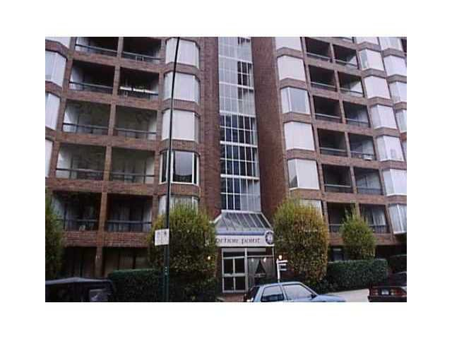 "Main Photo: 312 1333 HORNBY Street in Vancouver: Downtown VW Condo for sale in ""ANCHOR POINT"" (Vancouver West)  : MLS®# V1000790"