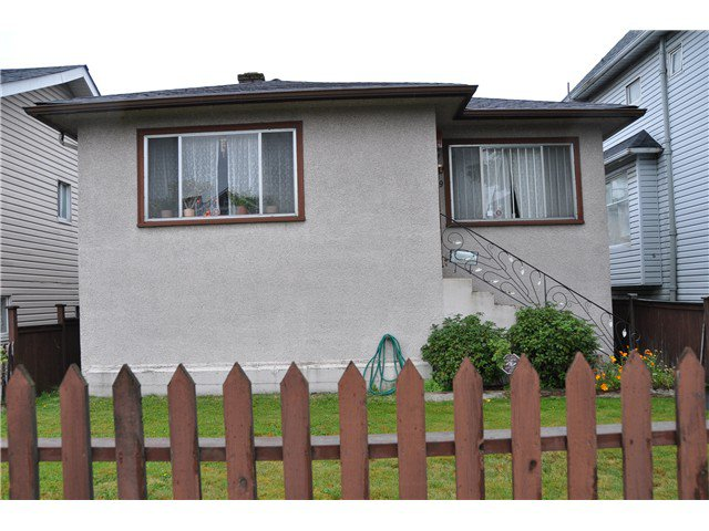 Main Photo: 4359 KNIGHT Street in Vancouver: Knight House for sale (Vancouver East)  : MLS®# V1014372