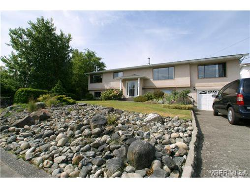 Main Photo: 205 Portsmouth Dr in VICTORIA: Co Lagoon Single Family Detached for sale (Colwood)  : MLS®# 644648