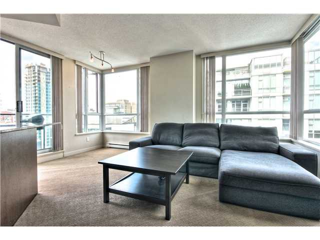 Main Photo: # 1604 1212 HOWE ST in Vancouver: Downtown VW Condo for sale (Vancouver West)  : MLS®# V1033629
