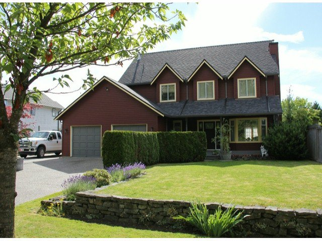 """Main Photo: 4475 224 Street in Langley: Murrayville House for sale in """"Upper Murrayville"""" : MLS®# F1416856"""