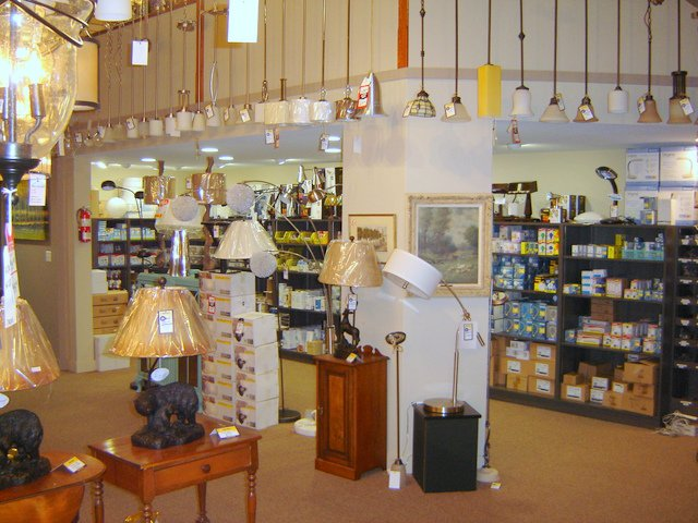 Main Photo: ~ Farser Valley Lighting Center: Home for sale