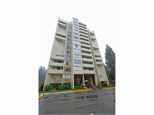 Main Photo: # 310 4200 MAYBERRY ST in Burnaby: Central Park BS Condo for sale (Burnaby South)  : MLS®# V1092723