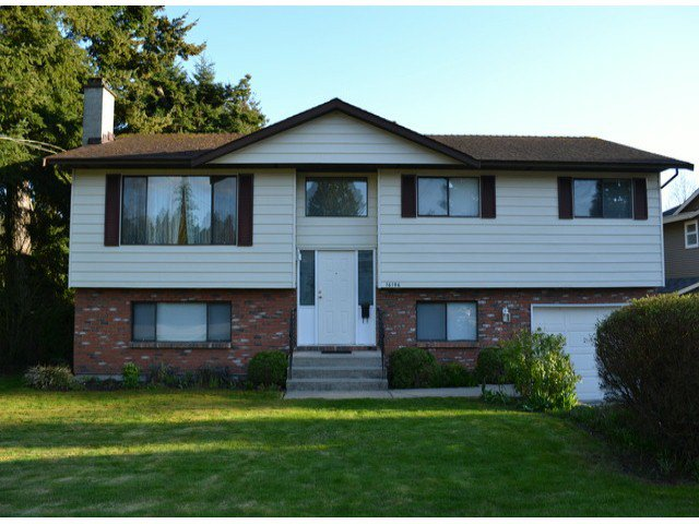 Main Photo: 16196 10 Avenue in South Surrey White Rock, King George Corridor: House for sale : MLS®# F1408763