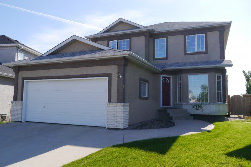 Main Photo: 26 Ivy Lea Court in Winnipeg: Whyte Ridge Single Family Detached for sale (South Winnipeg)  : MLS®# 1615596