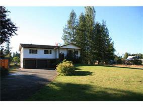 Main Photo: 2641 206 street in Langley: House for sale : MLS®# F1423212
