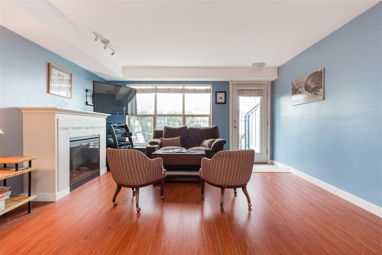 Main Photo: 5 3737 PENDER STREET in : Willingdon Heights Townhouse for sale : MLS®# R2255025