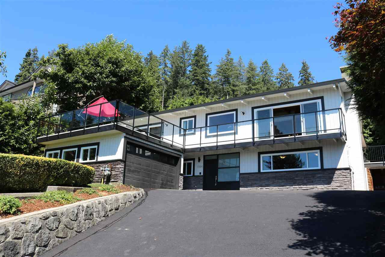 Main Photo: 1184 KILMER ROAD in North Vancouver: Lynn Valley House for sale : MLS®# R2347099