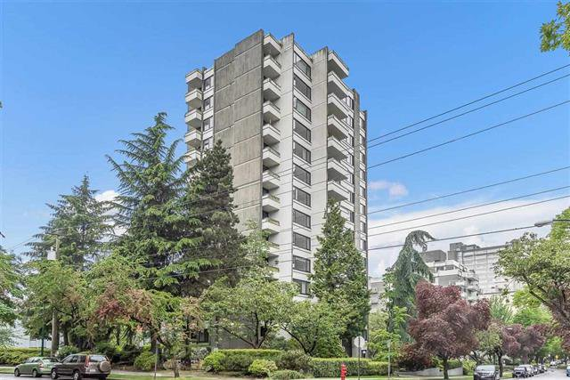 Main Photo: 1202 1500 Haro Street in Vancouver: West End VW Condo for sale (Vancouver West)  : MLS®# R2370236