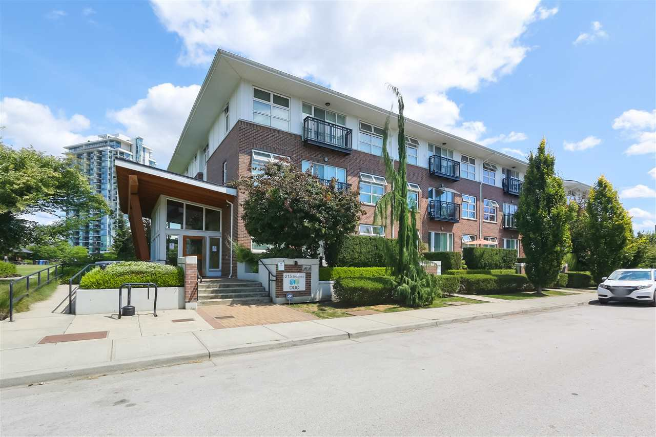 """Main Photo: 310 215 BROOKES Street in New Westminster: Queensborough Condo for sale in """"DUO B"""" : MLS®# R2405651"""