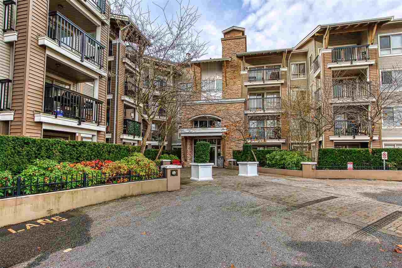 "Main Photo: 421 8915 202 Street in Langley: Walnut Grove Condo for sale in ""The Hawthorne"" : MLS®# R2420142"