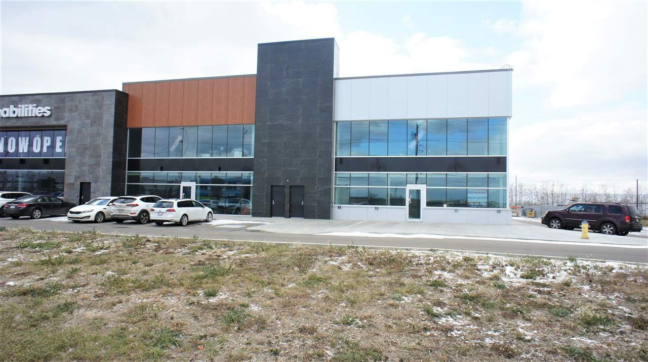 Photo 1: Photos: 6818A 50 Street NW in Edmonton: Zone 41 Office for lease : MLS®# E4185051