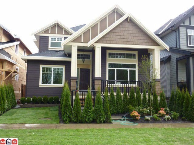 Main Photo: 19418 72A Avenue in SURREY: Clayton House for sale (Cloverdale)  : MLS®# F1210517