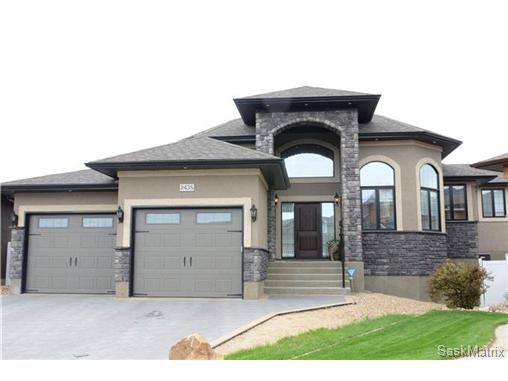 Main Photo: 2435 LINNER BAY in Regina: Windsor Park Single Family Dwelling for sale (Regina Area 04)  : MLS®# 466812