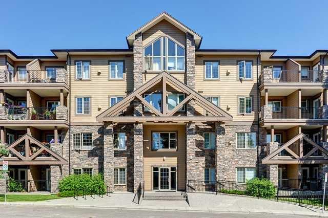 Main Photo: 409 3810 43 Street SW in CALGARY: Glenbrook Condo for sale (Calgary)  : MLS®# C3625687