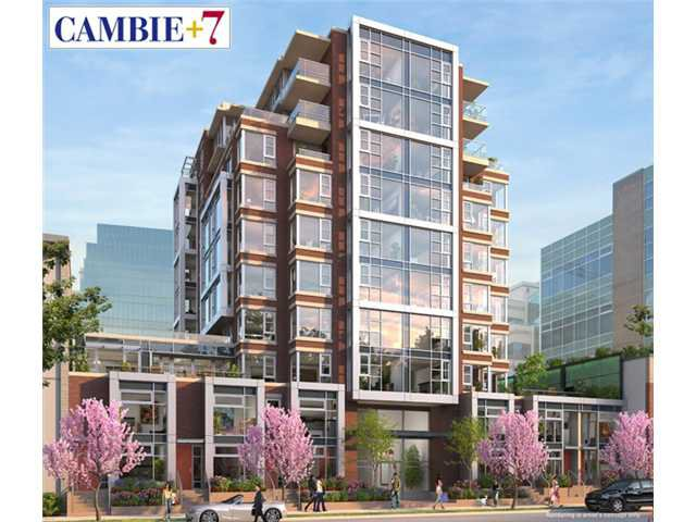 Main Photo: # 907 538 W 7TH AV in Vancouver: Fairview VW Condo for sale (Vancouver West)  : MLS®# V1095987