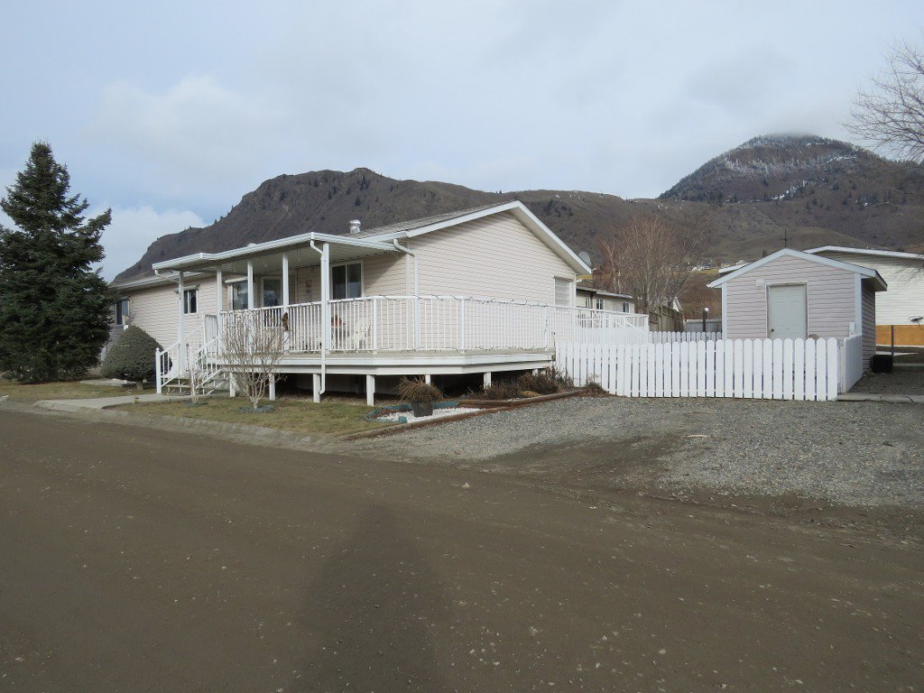 Main Photo: 35 240 G&M Rd in Kamloops: South Kamloops Manufactured Home for sale : MLS®# 126436