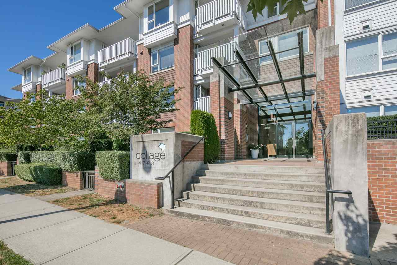 Main Photo: 103 4783 DAWSON STREET in Burnaby: Brentwood Park Condo for sale (Burnaby North)  : MLS®# R2100540
