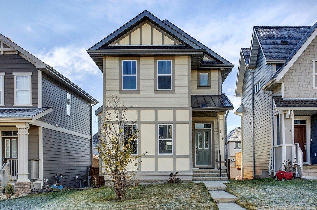 Main Photo: 169 Mahogany Heights SE in Calgary: Mahogany House for sale : MLS®# C4088923