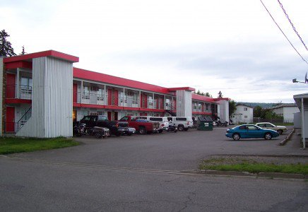 Main Photo: 1735 20th Avenue in Prince George: Multi-Family Commercial for sale