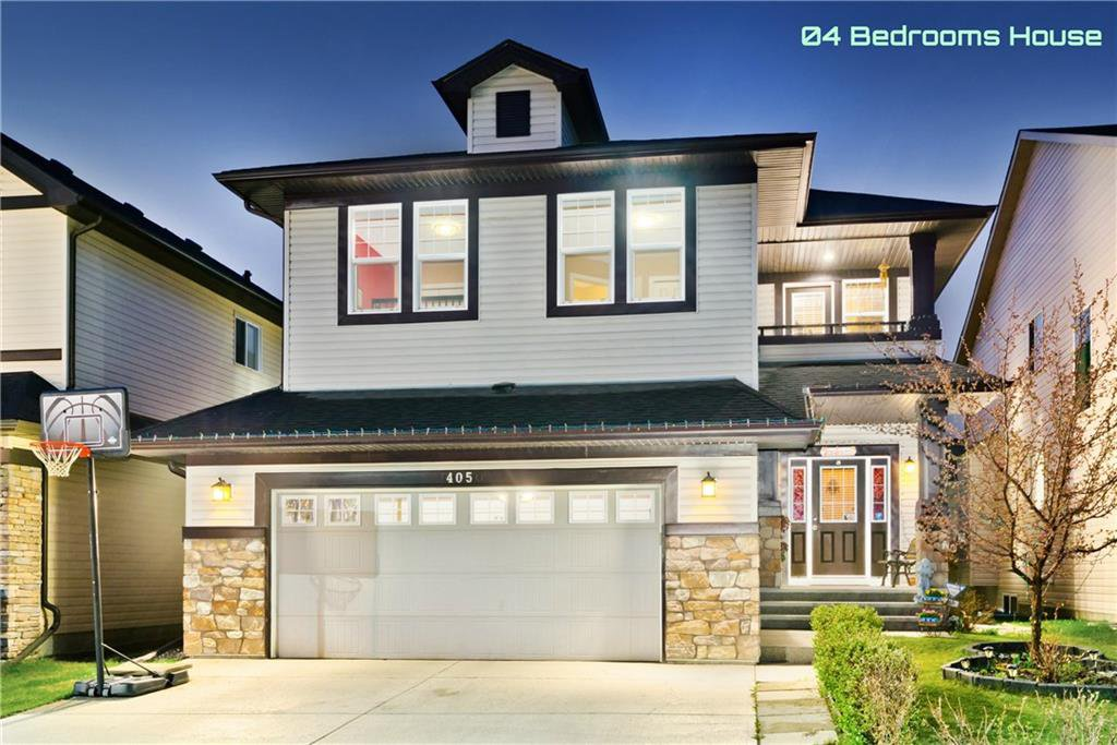 Main Photo: SILVERADO in Calgary: Silverado House for sale