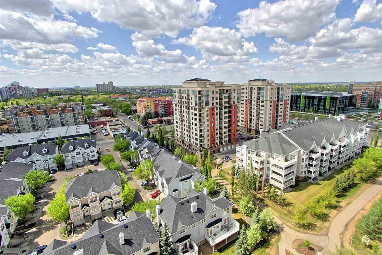 Main Photo: 10319 111 ST NW in Edmonton: Zone 12 Condo for sale : MLS®# E4132007
