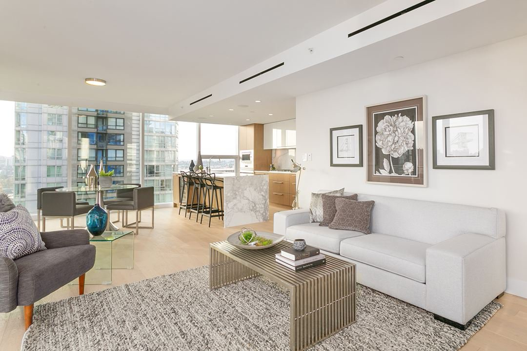 Main Photo: 1503 499 PACIFIC STREET in Vancouver: Yaletown Condo for sale (Vancouver West)  : MLS®# R2332998