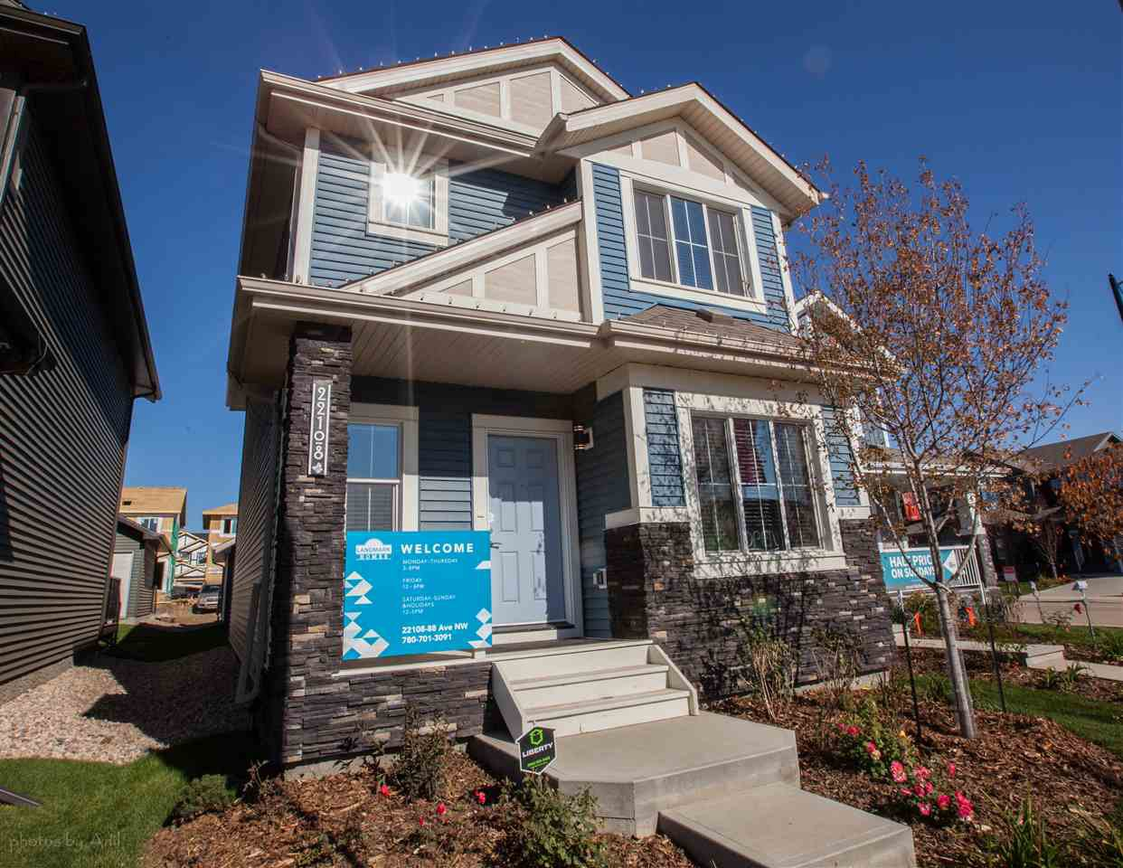 Main Photo: 22108 88 Avenue in Edmonton: Zone 58 House for sale : MLS®# E4178466