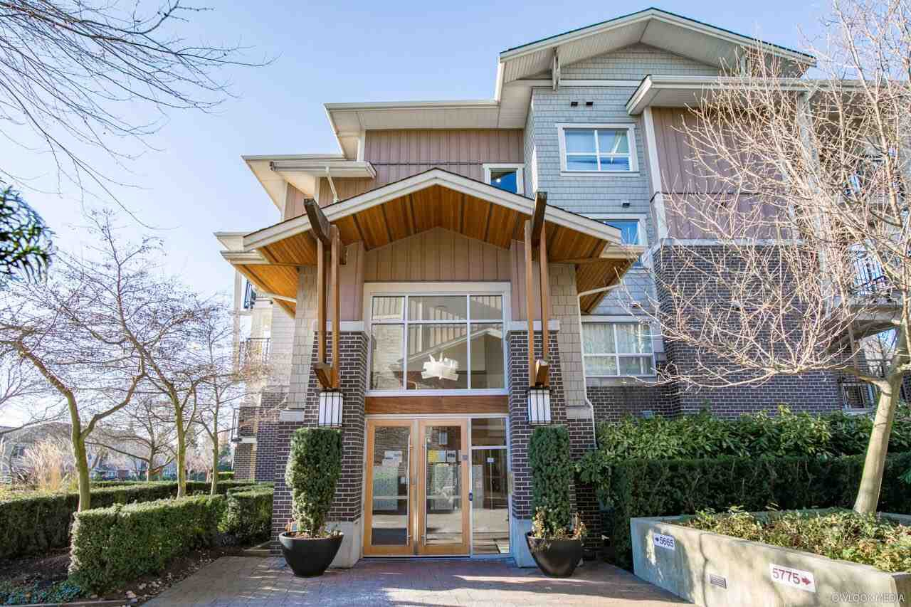 Main Photo: 218 5665 IRMIN Street in Burnaby: Metrotown Condo for sale (Burnaby South)  : MLS®# R2423245