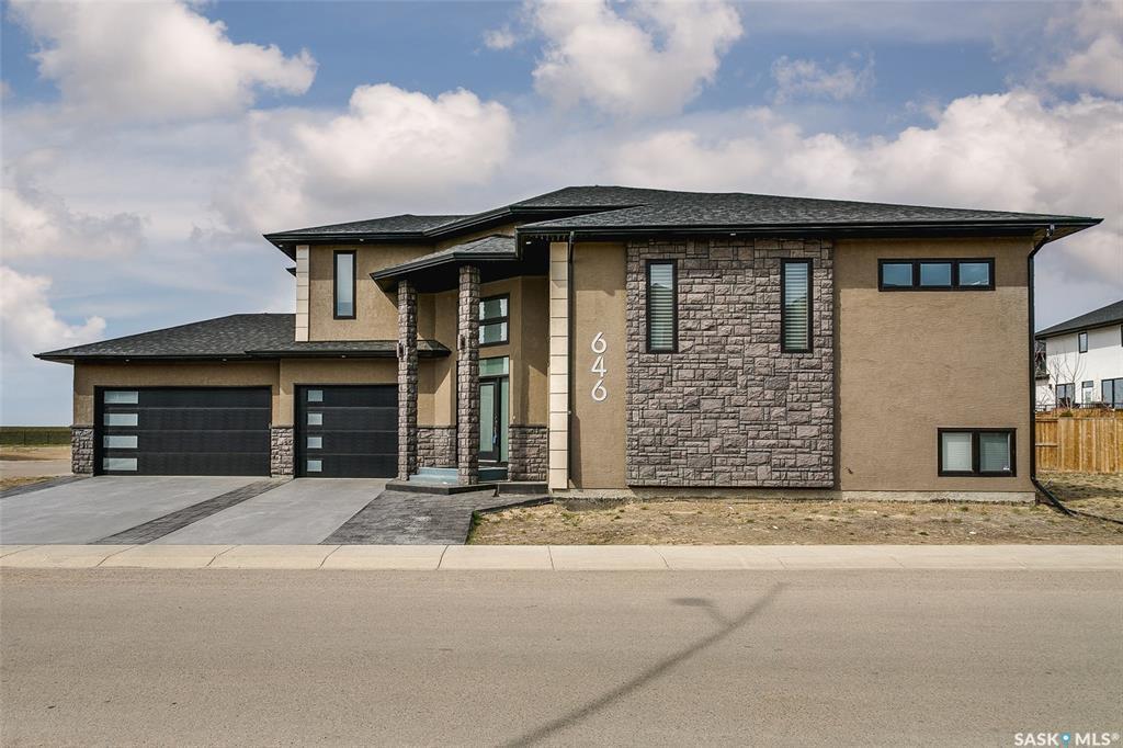 Main Photo: 646 Kloppenburg Terrace in Saskatoon: Evergreen Residential for sale : MLS®# SK799719
