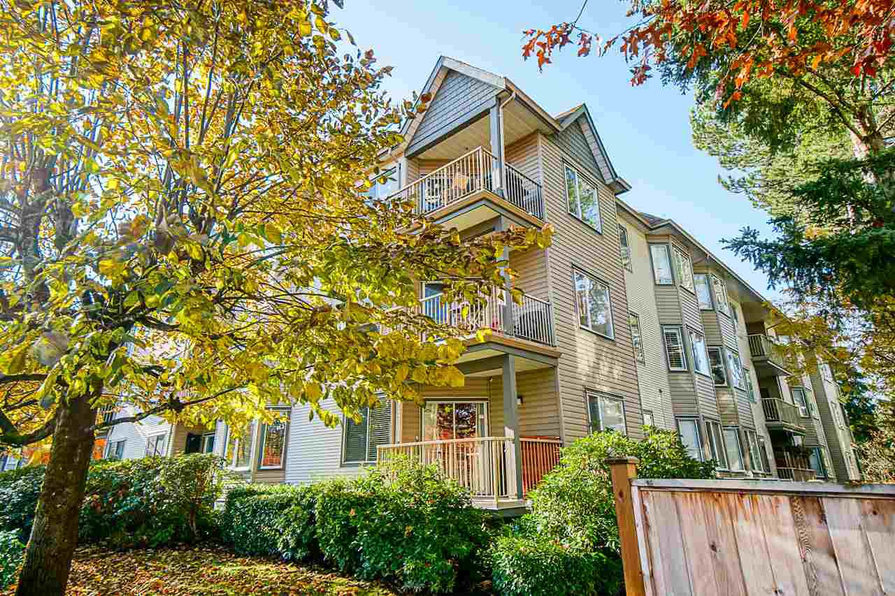 """Main Photo: 205 5489 201 Street in Langley: Langley City Condo for sale in """"CANIM COURT"""" : MLS®# R2516113"""