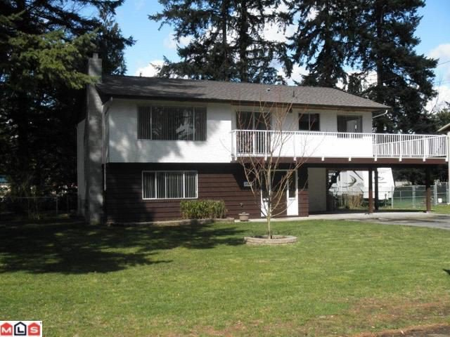 "Main Photo: 20319 39TH Avenue in Langley: Brookswood Langley House for sale in ""BROOKSWOOD"" : MLS®# F1208326"
