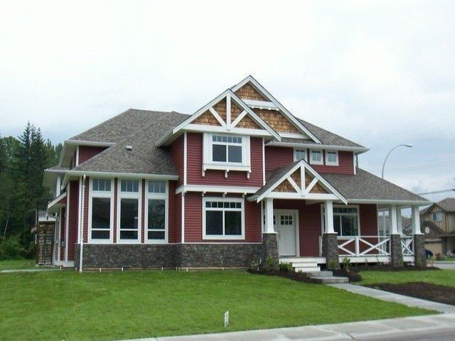 Main Photo: 32603 EGGLESTONE Avenue in Mission: Mission BC House for sale : MLS®# F1305968