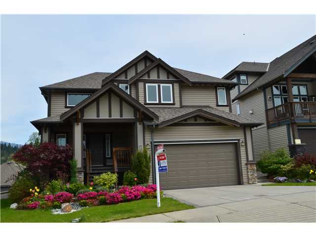"Main Photo: 22885 137TH Avenue in Maple Ridge: Silver Valley House for sale in ""THE CREST AT SILVER RIDGE"" : MLS®# V1001483"