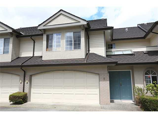 "Main Photo: # 8 8091 JONES RD in Richmond: Brighouse South Townhouse for sale in ""LEIGHTON COURT"" : MLS®# V1012740"