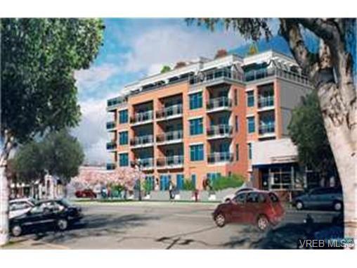Main Photo: 107 1030 Yates Street in VICTORIA: Vi Downtown Condo Apartment for sale (Victoria)  : MLS®# 182812