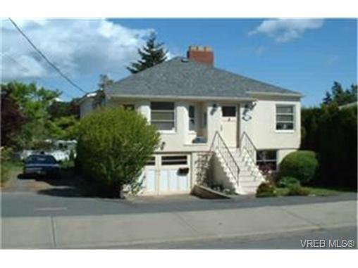 Main Photo: 630 Baker St in VICTORIA: SW Glanford Single Family Detached for sale (Saanich West)  : MLS®# 337520