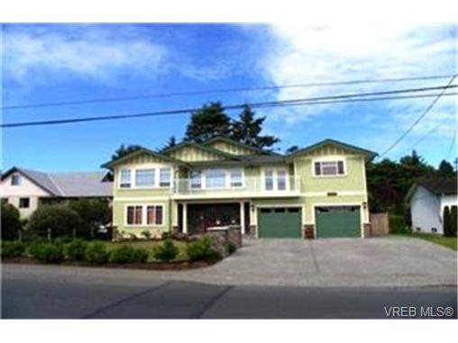 Main Photo:  in VICTORIA: SE Cadboro Bay Single Family Detached for sale (Saanich East)  : MLS®# 398222